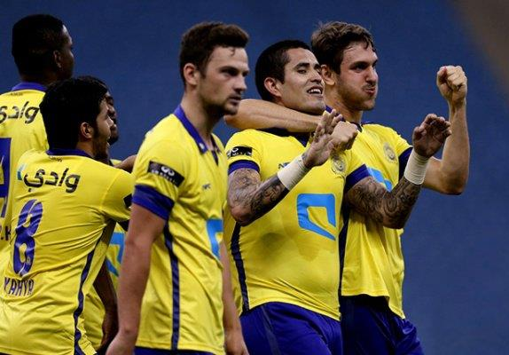 رواتب لاعبي النصر قبل 20 رمضان