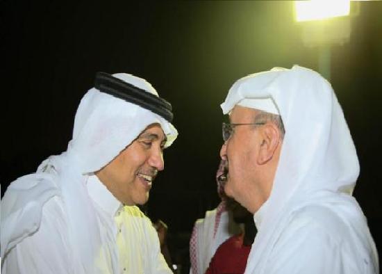 """خالد بن عبدالله يضغط لرحيل المرزوقي والرئيس """" يطنش"""""""
