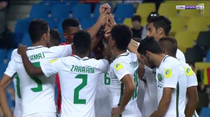 بالفيديو..الأخضر الشاب يخسر أمام السنغال