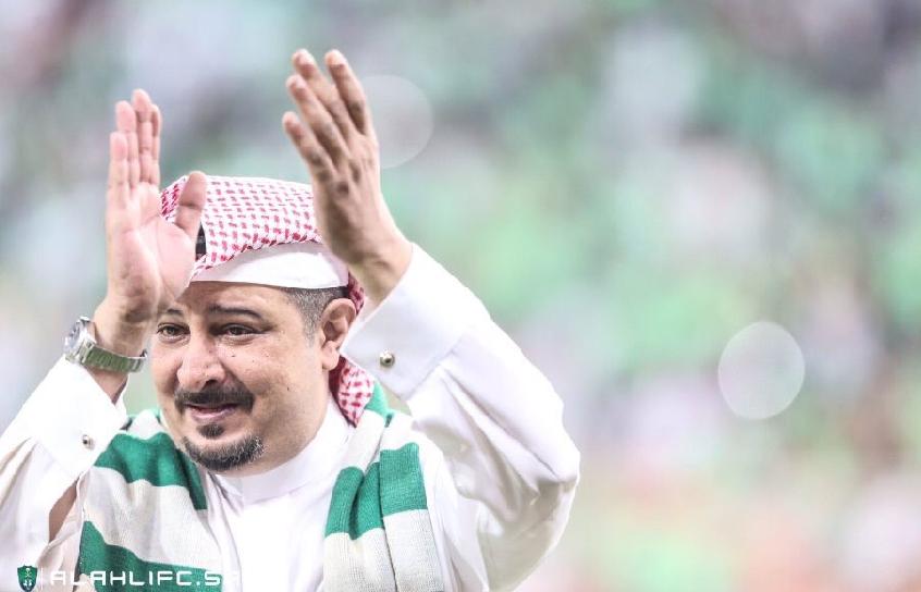 تركي الفيصل يكشف حقيقة استقالته من الأهلي