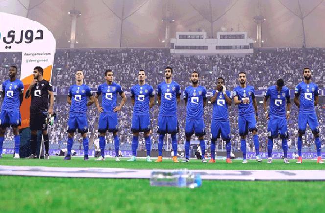 الهلال بدون رئيسه في قطر