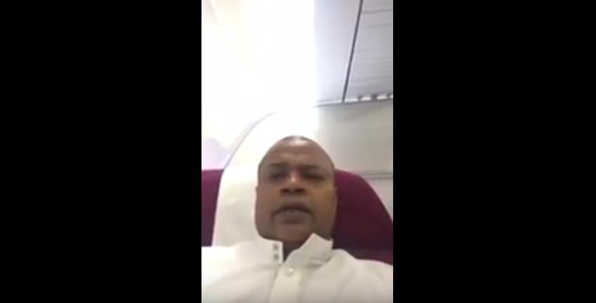 بالفيديو..سعيد العويران يقلد عبدالجواد !