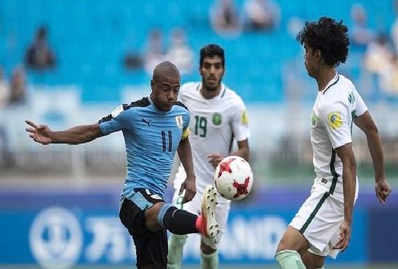 بالفيديو.. الأخضر يودع كأس العالم للشباب أمام أوروجواي