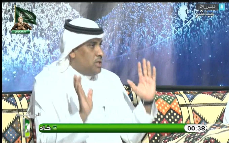 بالفيديو..اسامة النعيمة: هناك ضعف في اللجان القضائية بالاتحاد السعودي