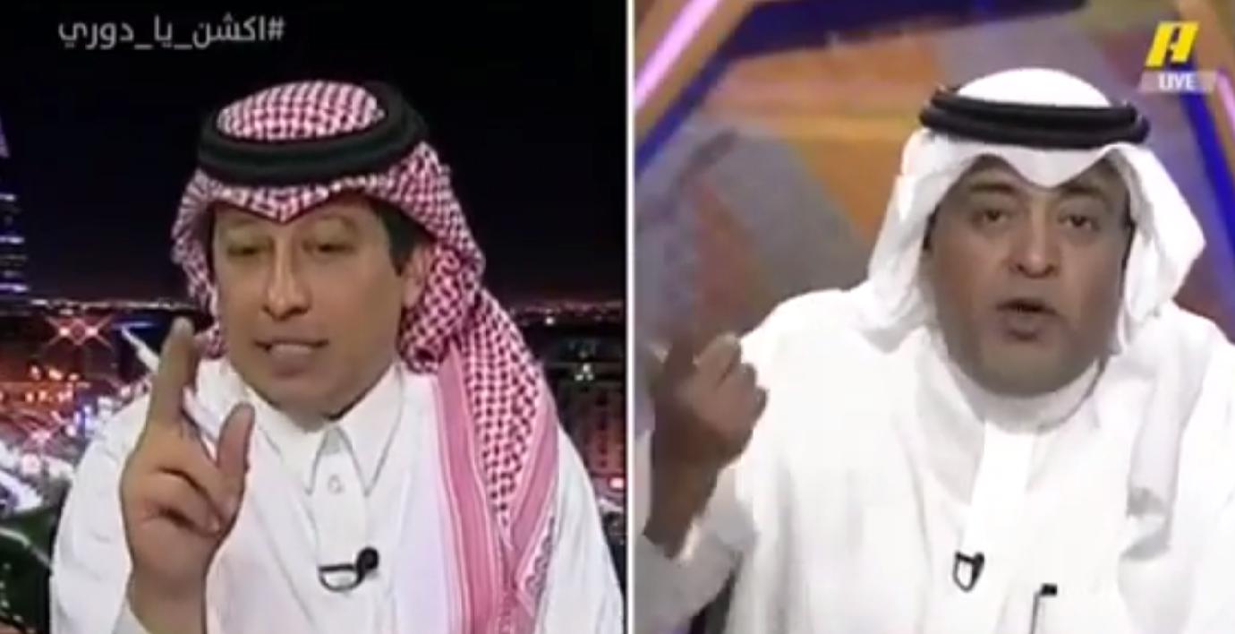 بالفيديو..فيصل الجفن: هناك أشخاص لم يكن لهم ذكر قبل 3 سنوات واليوم يتحدثون باسم أندية كبيرة