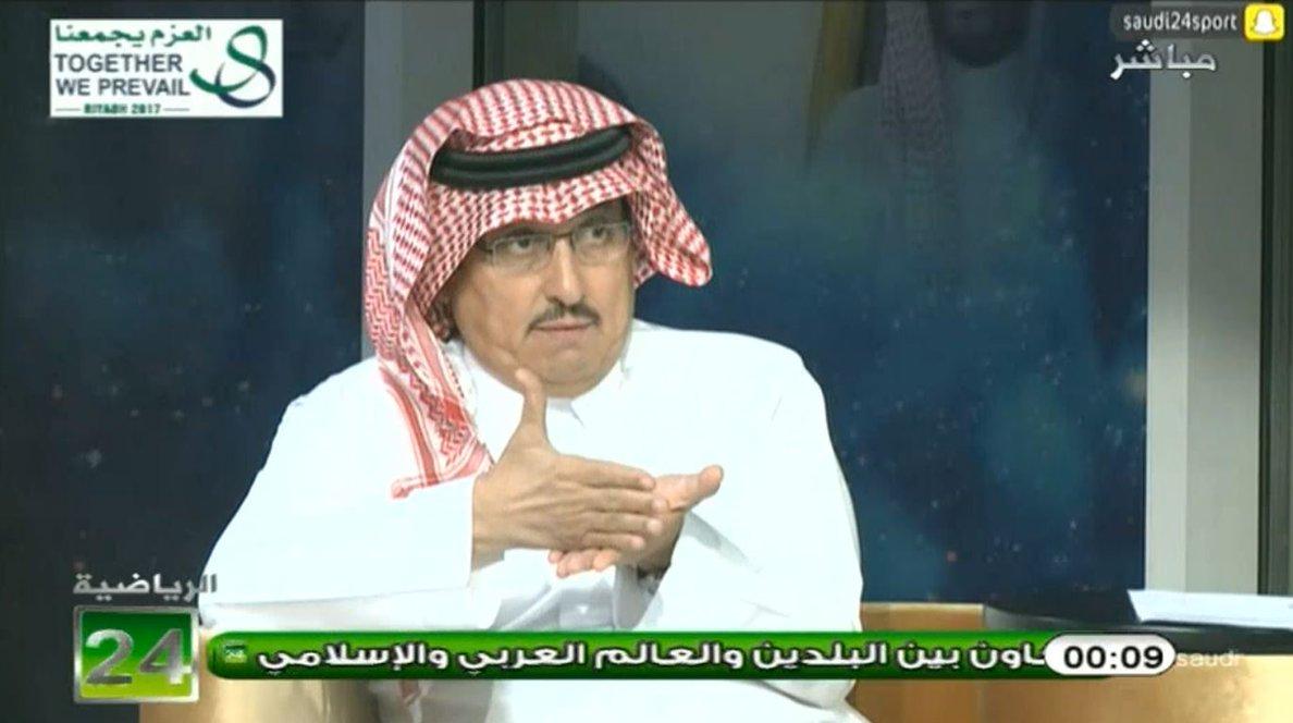 بالفيديو..محمد الدويش: نادي الهلال سلاحه هجومه