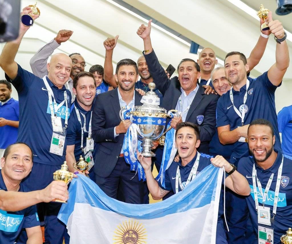 الأرجنتين تتحدث عن الهلال بسبب دياز