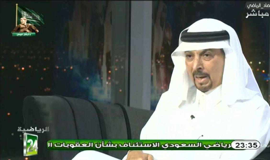 بالفيديو..مدني رحيمي: اللاعب الذي يرى انه اكبر من النادي فهذا يعتبر سقوط للنادي