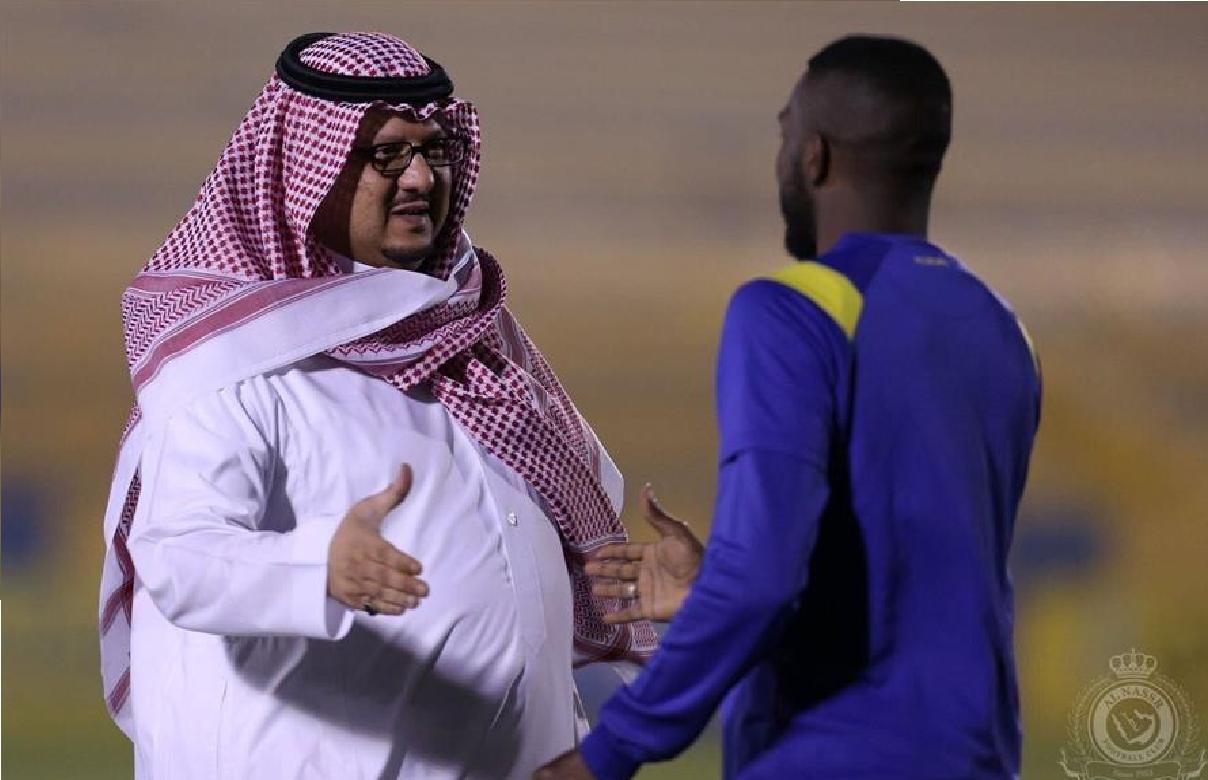 محمد عيد: اقترب رحيلي عن النصر