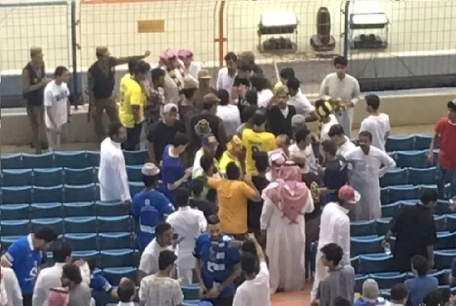شرطة الرياض: جمهور النصر لا يتجاوز 200 مشجع بأي حال من الأحوال 