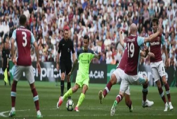 بالفيديو..ليفربول يكتسح ويستهام برباعية في الدوري الإنجليزي
