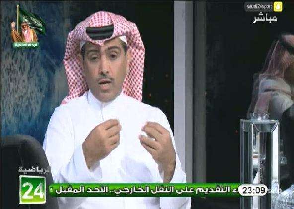 الهريفي: تراجع النصر وانتهى الأمر.. والتويجري يرد: زمن المصالح جمعك مع الدويش !