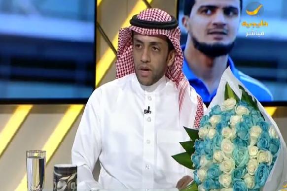 بالفيديو..محمد الشلهوب : فهد المفرج مثلي الأعلى