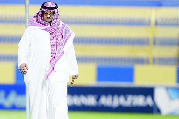 مصادر .. أنباء عن استقالة فيصل بن تركي من رئاسة النصر