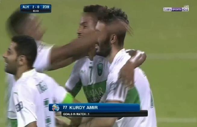 بالفيديو:الأهلي يتأهل لثمن النهائي بالفوز على ذوب آهن اصفهان الإيراني بهدفين
