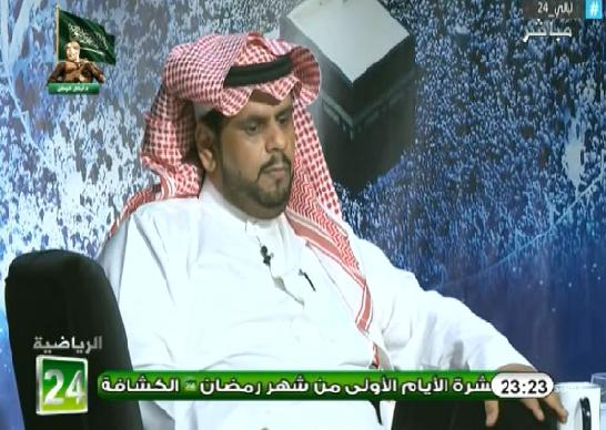 بالفيديو.. عبدالكريم الحمد: قريباً الفيحاء سيتعاقد مع اثنين من لاعبين الهلال واثنين لاعبين الاتحاد