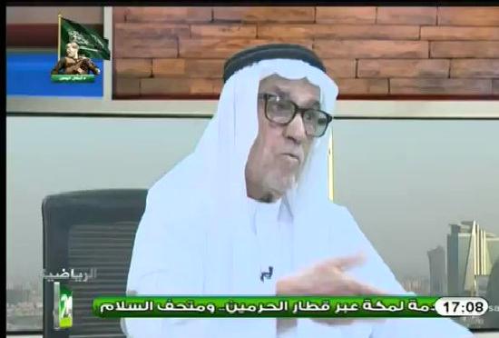 بالفيديو.. عبدالرحمن السماري: الأن من كان تخصصه في الزراعة أصبح مؤرخ رياضي