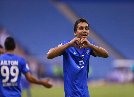 الهلال مخاطباً إدواردو: ابق معنا