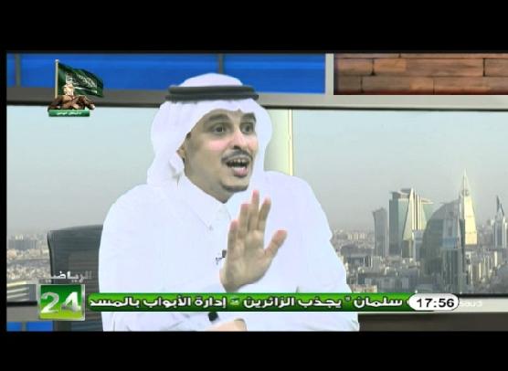 """بالفيديو.. طارق النوفل: أكثر من يتعبني في البرامج التلفزيونية هو """"خالد قاضي"""""""