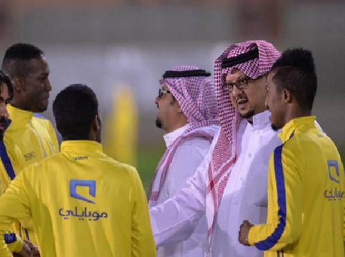 دولي قطري معروض على النصر