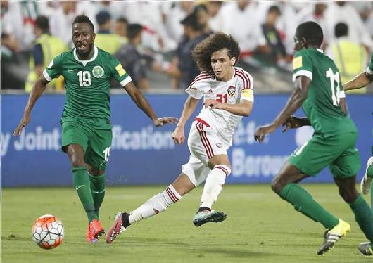 تقديم مباراة الإمارات والسعودية 48 ساعة