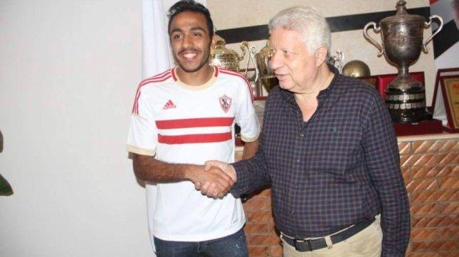 البطولة العربية تثير الفتنة بين الزمالك وكهربا