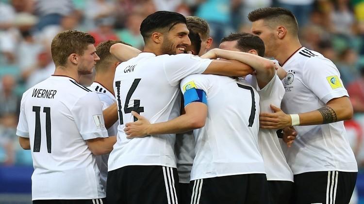 بالفيديو.. ألمانيا تروض الأسود الكاميرونية وتتأهل إلى المربع الذهبي بكأس القارات