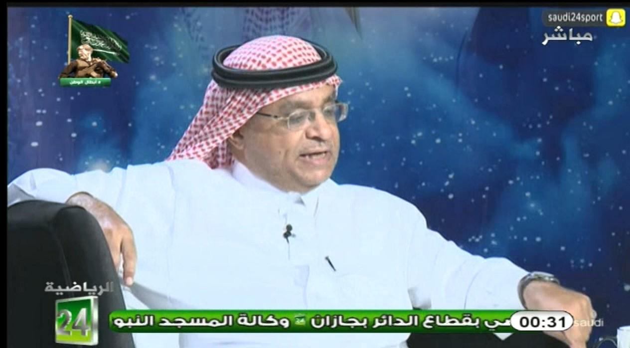 بالفيديو.. الصرامي لـ الجاسر: لماذا تم التوقيع مع عبدالعزيز الدوسري بـ8 مليون