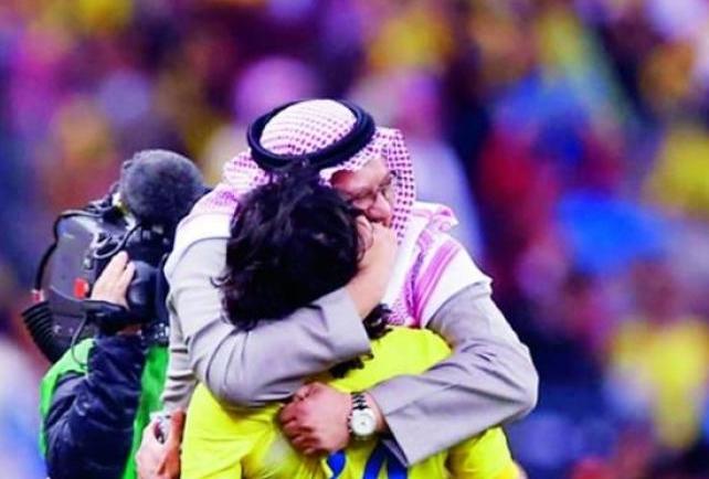 الصرامي: عبدالغني يرأس النصر وابن تركي صورة