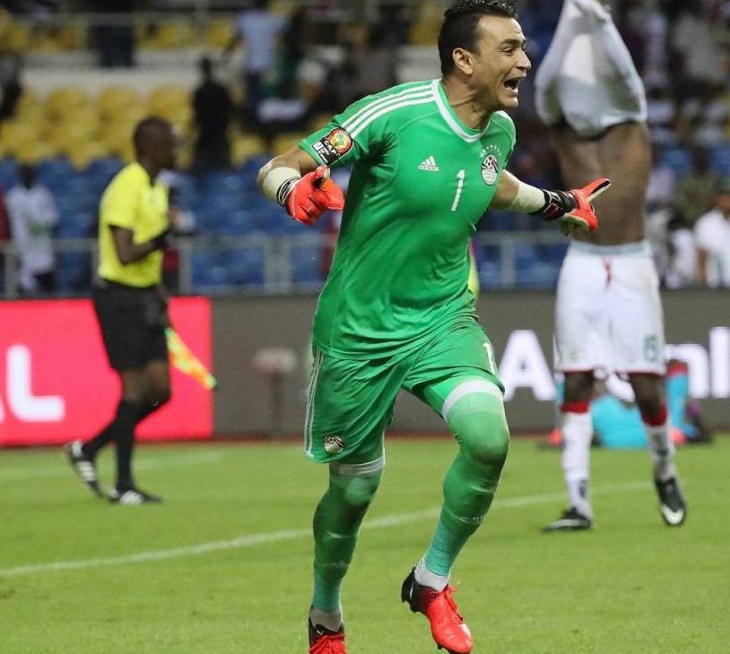 الحضري أول حارس أجنبي في الدوري السعودي