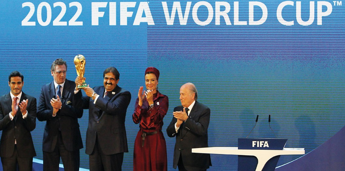 تعرّف على مصير اللجنة التنفيذية التي منحت قطر استضافة مونديال 2022