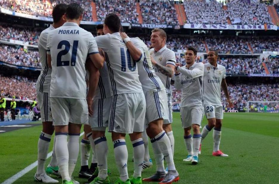 ريال مدريد يبدأ حملة إحباط مخطط برشلونة