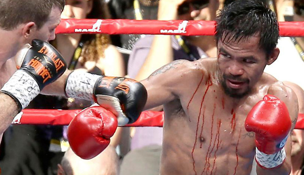 هل تدفع الخسارة المثيرة للجدل باكياو لاعتزال الملاكمة؟