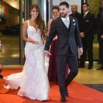 بالفيديو والصور..ميسي يدخل القفص الذهبي في حفل زفاف أسطوري