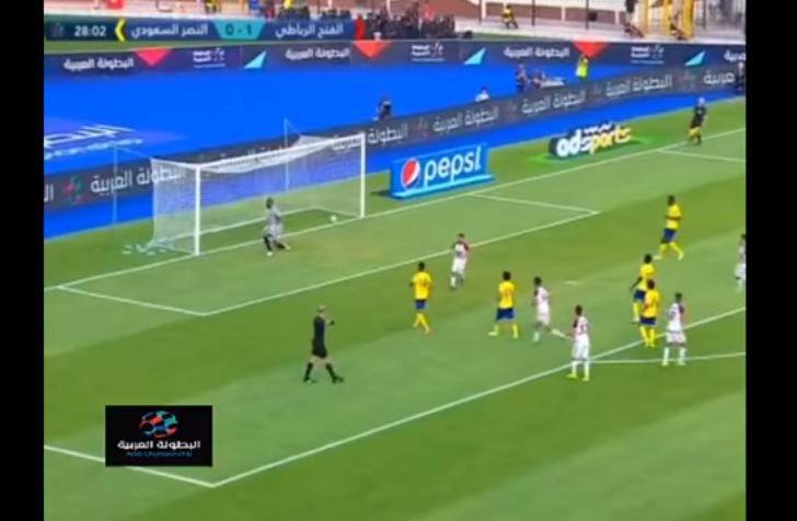 بالفيديو.. الفتح الرباطي يكتسح النصر بأكبر نتيجة في البطولة العربية