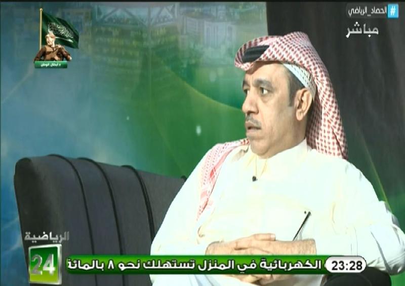"""بالفيديو.. محمد الذايدي: نادي الهلال كان يفاوض العويس"""" و لكنه انسحب من تلك المفاوضات"""