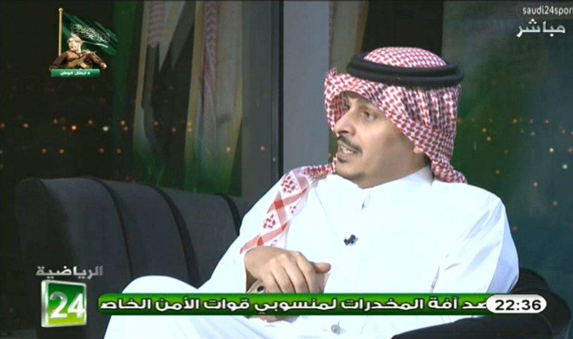 """بالفيديو..طارق النوفل: نادي الشباب ظلم في قضية """"محمد العويس"""""""