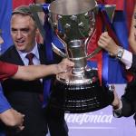 اعتقال رئيس اتحاد كرة القدم في إسبانيا