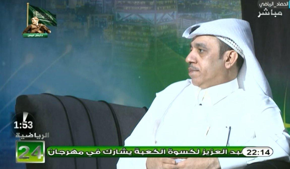 بالفيديو..محمد الذايدي:لجنة الإحتراف تتعامل وكأن الاندية لا يوجد عليها ديون