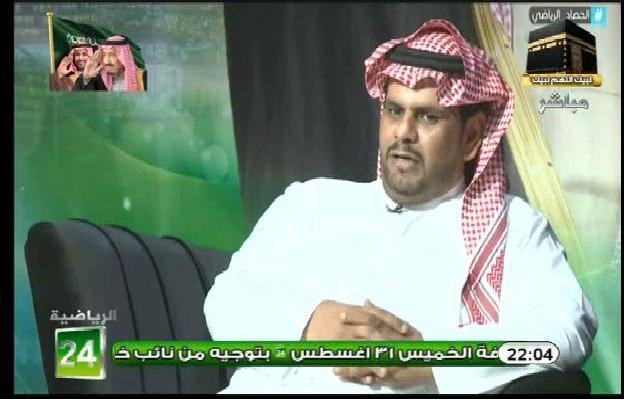 """بالفيديو.. عبدالكريم الحمد: على إدارة نادي الهلال ان تحاسب المدرب """"دياز """" بإستمرار"""
