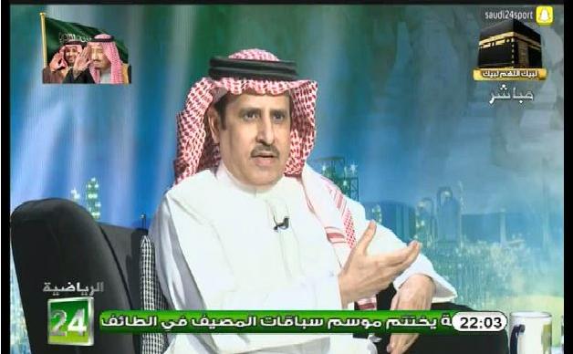 بالفيديو.. أحمد الشمراني: الفرق الكبيرة تمرض ولكنها لا تموت وهذا ما حدث مع نادي الاتحاد