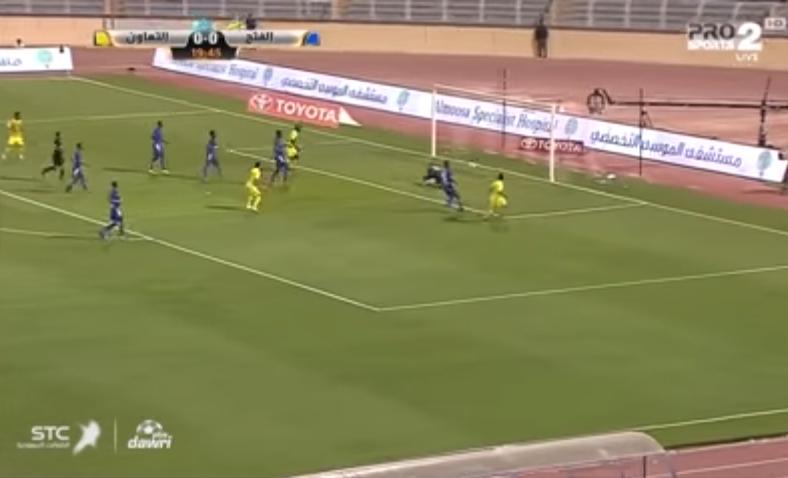 بالفيديو: فتحي يسجل أول أهداف الموسم في مرمى الفتح
