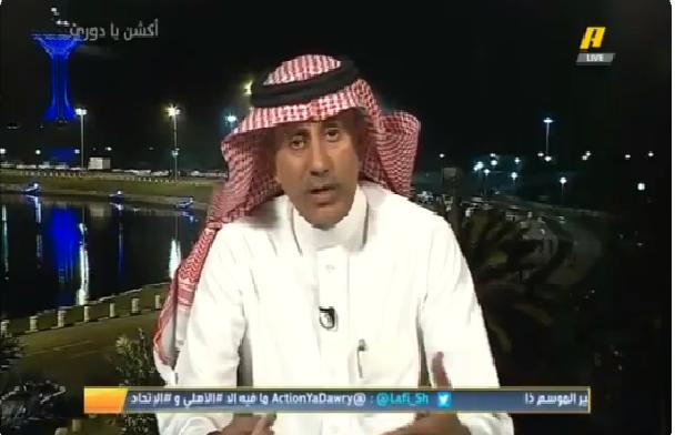 بالفيديو.. عادل الملحم: باقي لنا جولتين لكأس العالم والسهلاوي هو أملنا الوحيد