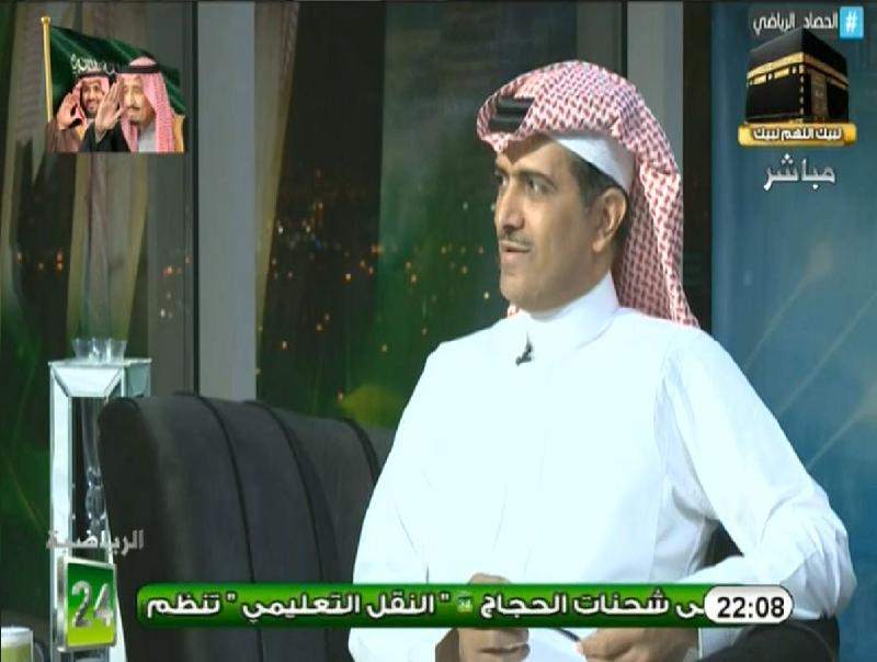 """بالفيديو.. فهد الهريفي: بعض الجماهير النصراوية لا تعلم ان """"ماجد عبدالله"""" لم يستلم في حفل إعتزاله شيء"""