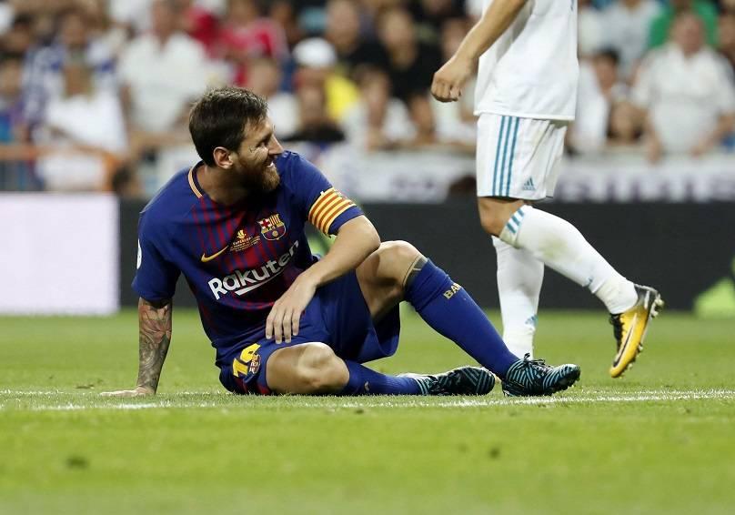المدير الرياضي لبرشلونة يفجرها ويشكك بتجديد ميسي لعقده!