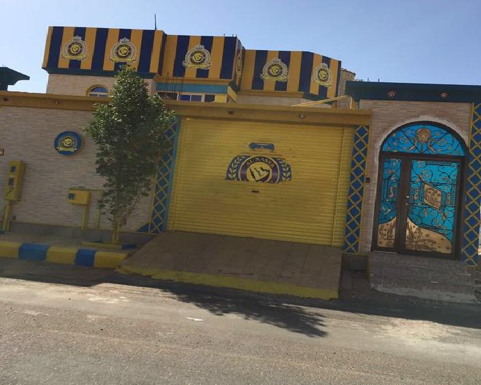 بالفيديو..عاشق نصراوي من عالم آخر