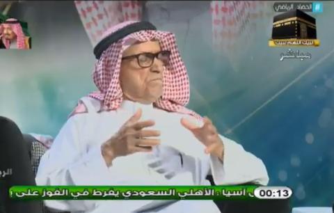 بالفيديو.. عبدالرحمن السماري: كل مشاكل اللاعبين خلفها السماسرة