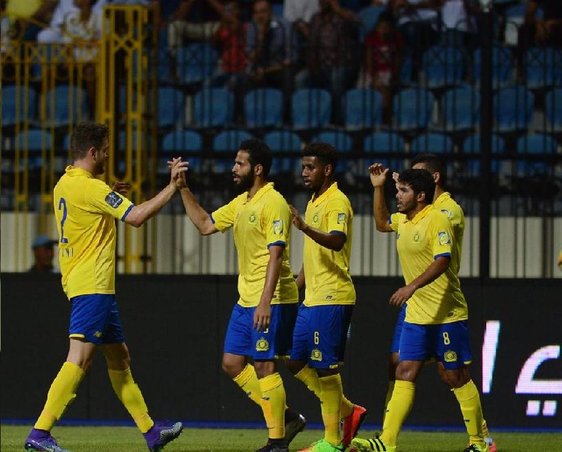 """النصر يكشف حقيقة مفاوضات فوزير.. ويمنع لاعبيه من """"سناب شات"""""""