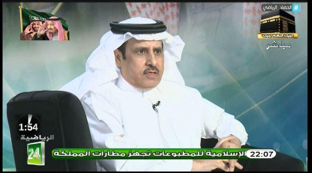 """بالفيديو.. أحمد الشمراني: """"دياز"""" في صفقة """"ماتياس"""" كان سمسار"""