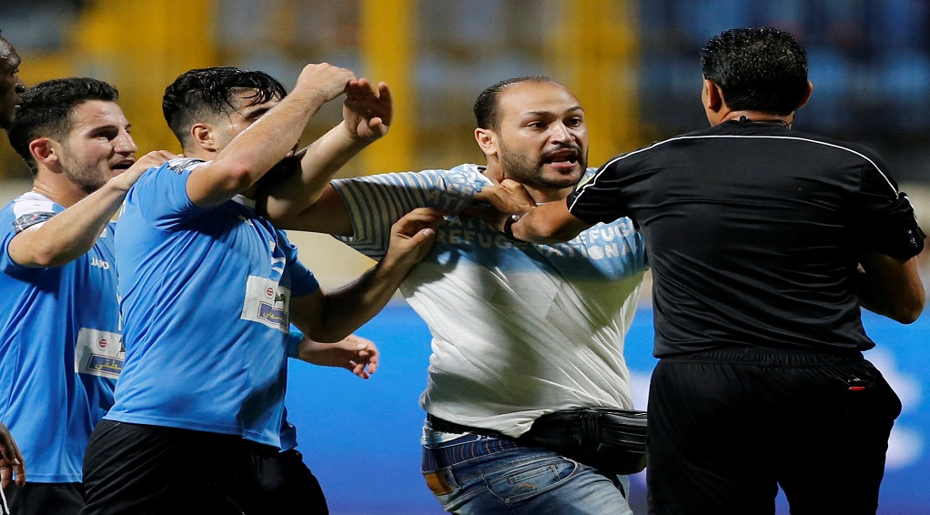 منع الفيصلي الأردني من اللعب في مصر 5 سنوات